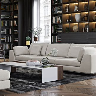 Brilliant Adelphi Nesting Coffee Tables In Leather Kaza Modern Furniture Caraccident5 Cool Chair Designs And Ideas Caraccident5Info